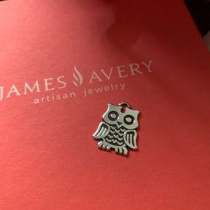 James Avery Hooty Owl charm